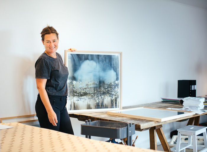 Emma Karp Lundström, fotograf: Anders Ebefeldt