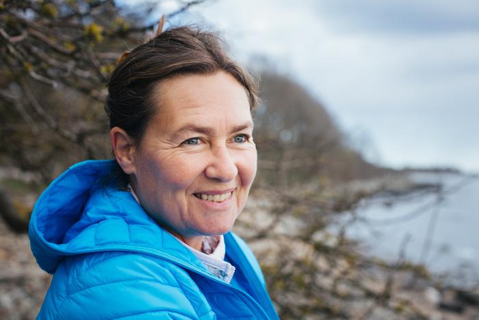 Emma Karp Lundström, fotograf Anders Ebefeldt