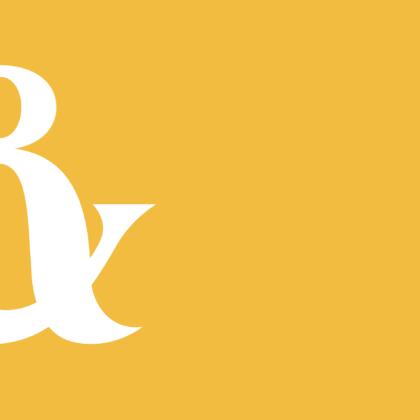Skåne logotyp på gul bakgrund